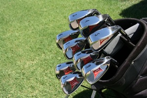 Great Balance Irons (2009 Callaway Big Bertha clones)